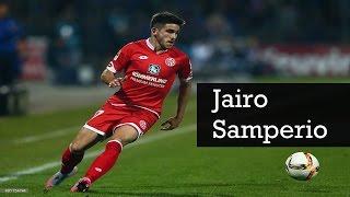 Jairo Samperio ● The Warrior of FSV Mainz 2016 ● HD