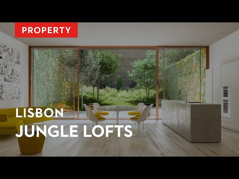 Apartments for Sale in Lisbon, Marvila - Jungle Lofts