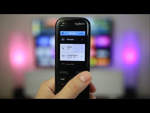 Ultimate Smart Home Tech - Logitech Harmony Elite Remote