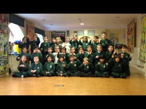 National Sing Up Day - Year 2 sing Mister Double Trouble