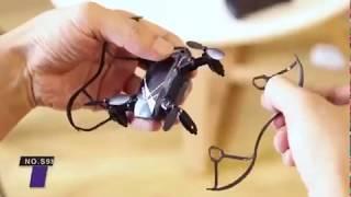 Mini Drone S9W Dobrável Com Câmera HD Altitude Espera Wifi Quadcopter Helicóptero