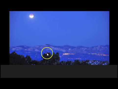 Daytime Lunar Eclipse Footage Debunks The Ball Earth   The Flat Earth Reality