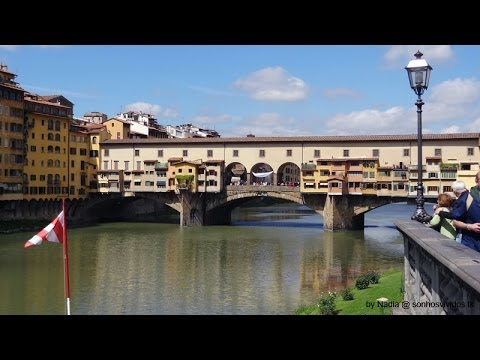 firenze ponte vecchio with costa magica youtube