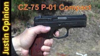 CZ-75 P-01 Compact