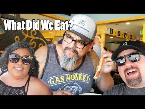 Quick Trip To Palm Springs, California    Morongo Casino Food Review