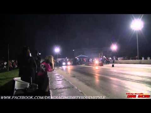 Kye Kelley's Shocker Camaro vs Tony Barnes of Grudge Inc