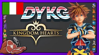 Kingdom Hearts - Did You Know Gaming? (Raccolta Fan-Made ITA) - FRB