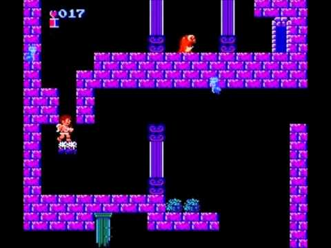 GSCentral - Kid Icarus (NES) - Some Enemies Change For Pit Character (GG)
