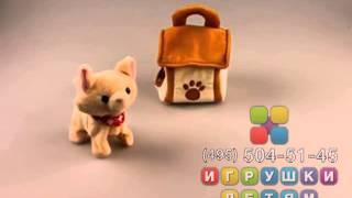 Кошка Мила, мягкая озвученная интерактивная игрушка