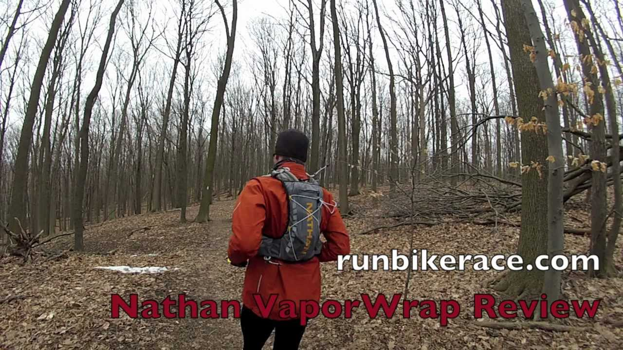 f17ce4e5bb Nathan VaporWrap Hydration Pack Review on runbikerace.com - YouTube