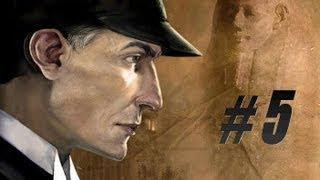 Шерлок Холмс. Пять египетских статуэток. Прохождение. Часть 5