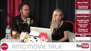 AMC Movie Talk Ep 24 - Rock Hercules, Vaughn and Star Wars, Skyfall