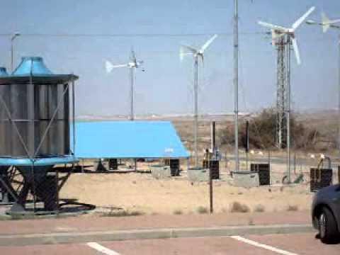 Wind Energizer Demonstration Video - Leviathan