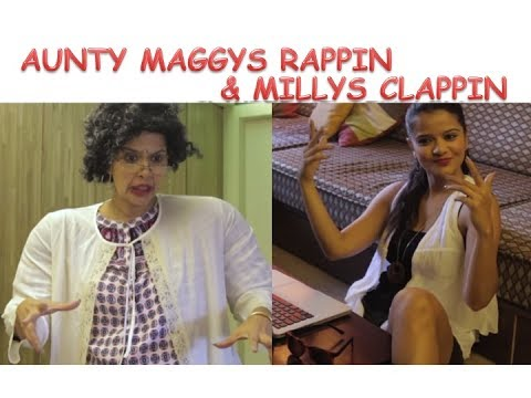 Rapping, hip-hop & swag in 'Now thats a rap, Maggy' (episode 107)