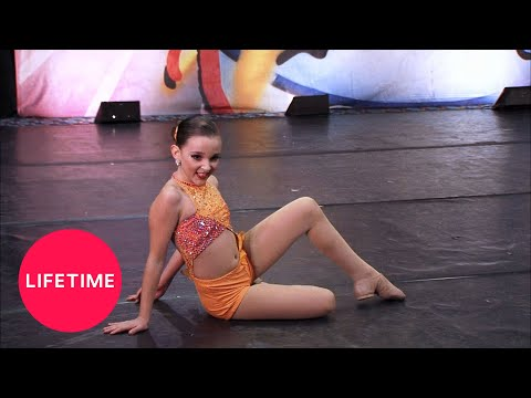 "Dance Moms: Kendall's Jazz Solo - ""I Think I Like You"" (Season 2) 