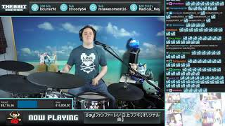 Download lagu Say ファンファーレ!白上フブキ cover by The8BitDrummer