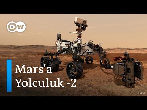 İnsanlık Mars'ta aradığı \