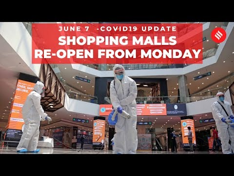 Coronavirus on June 7, Malls, restaurants and temples to re-open from Monday | Covid19 India