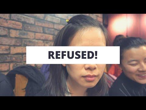 UK GOV REFUSED HER VISA