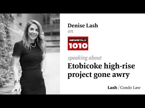Denise Lash on NewsTalk 1010 - Tues April 11, 2017