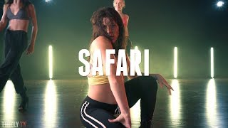 Safari - J Balvin ft Pharrell Williams, BIA & Sky | Choreography by Janelle Ginestra
