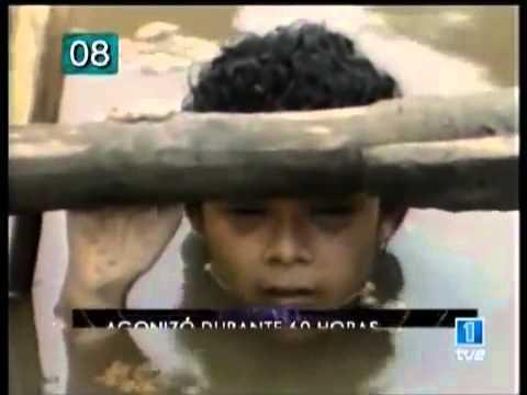 Tragedia: A menina colombiana que levou mais de 60 horas para morrer em frente às câmeras de Tv [1:03x360p]