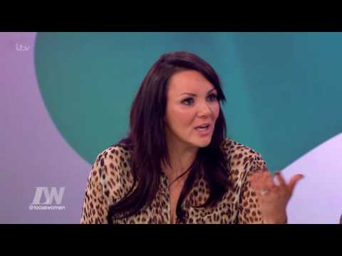 Martine McCutcheon On Sheridan Smith Dropping Out Of Funny Girl s  Loose Women