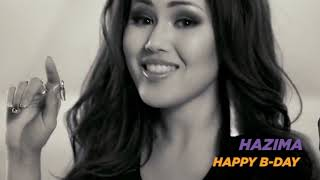 Назиме 28! С кем певица отметила свой день рождения?
