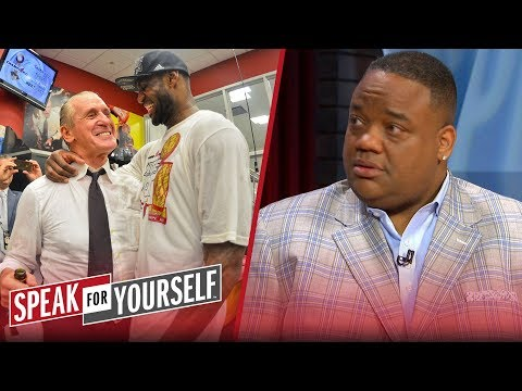 Lakers interested in Pat Riley, talks 'anti-LeBron movement' - Whitlock | NBA | SPEAK FOR YOURSELF