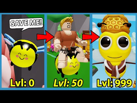 Roblox Save The Bee Simulator |