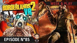 Borderlands 2 VR, Project xCloud, Sony évoque la PS5 et changement de PSN | WP85