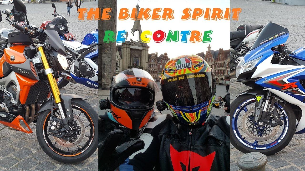 Rencontres bikers