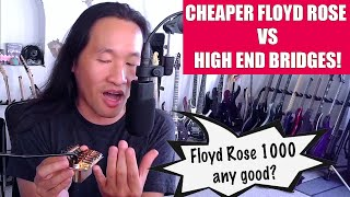 How to Stay in Tune When Playing a Floyd Rose, Double Locking & Floating Bridge - Herman Li