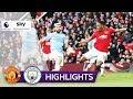 Martial & Ederson Entscheiden Das Derby | Manchester United - Manchester City 2:0 | Highlights