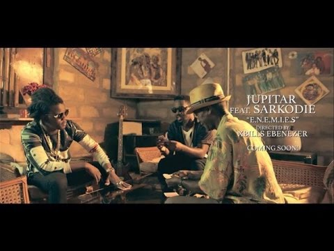 ▶ Jupitar - Enemies ft. Sarkodie (Official Video) + Mp3