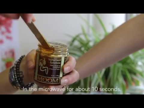 Sugaring Hair Removal - Natural Sugar Wax