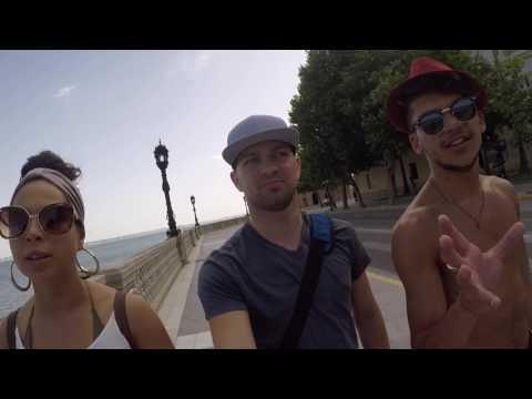 Crazy trip in Cadiz