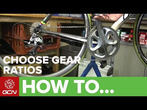 How To Choose Your Chainrings + Cassette - GCN's Guide To Selecting Road Bike Gear Ratios