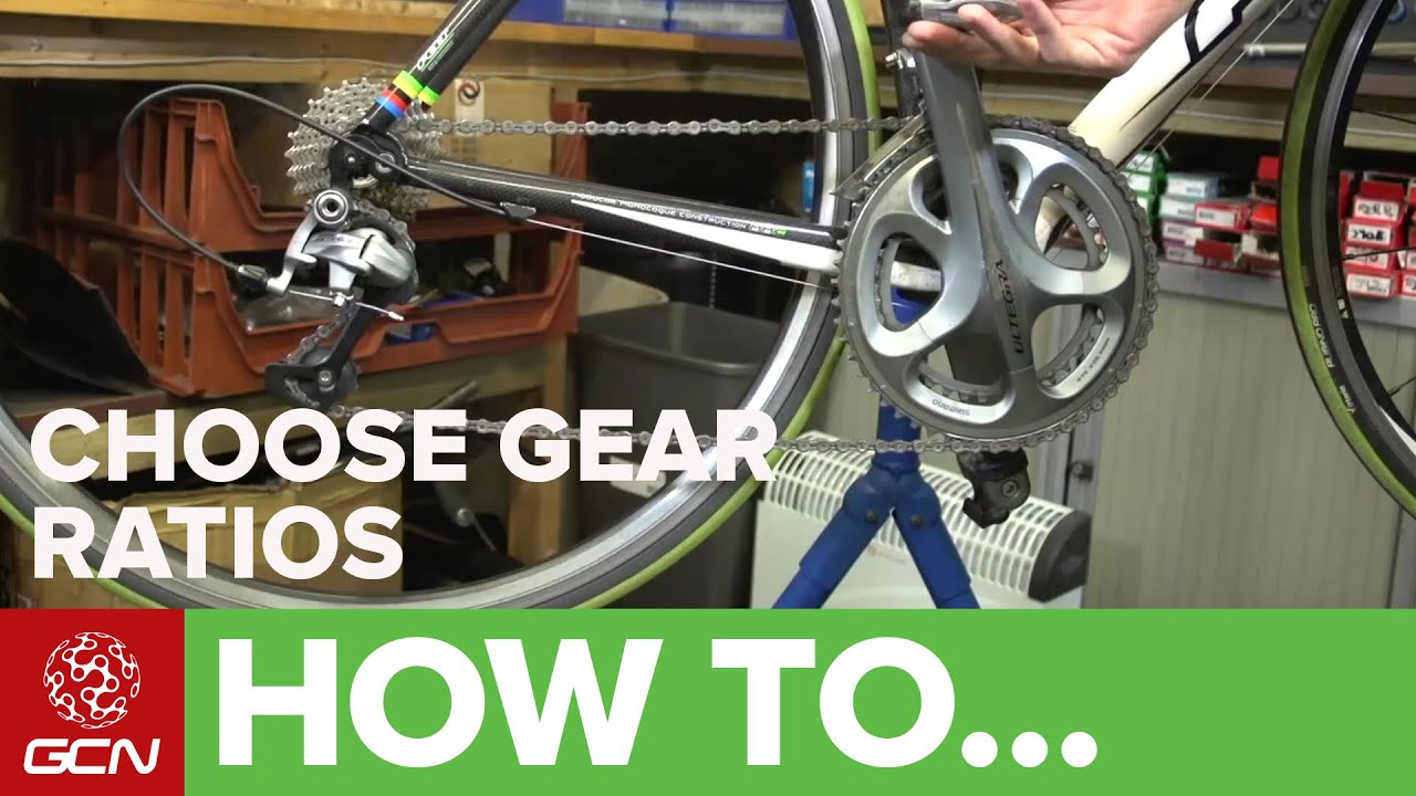 How To Choose Your Chainrings Cassette Gcn S Guide To
