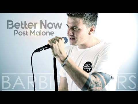 "Post Malone - ""Better Now"" Cover by Barbie Sailers"