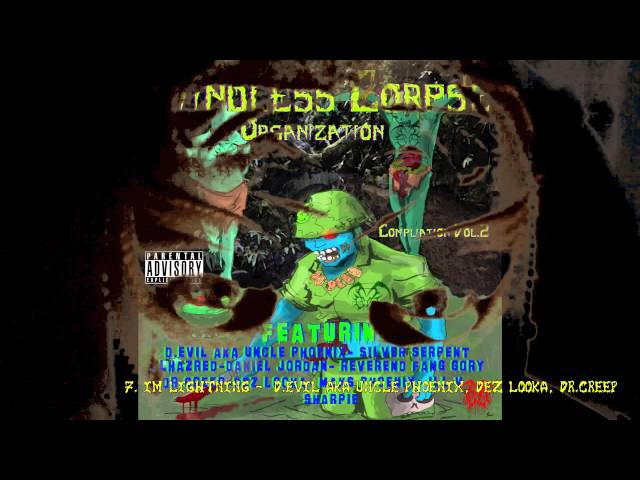 MIndless Corpse Comp Vol.2  Sampler