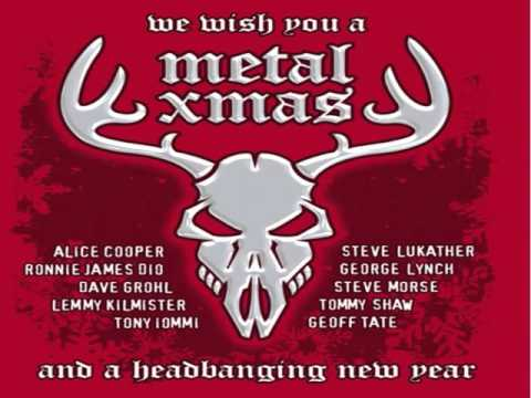 14   Rudolph the Red Nosed Reindeer Metal Version