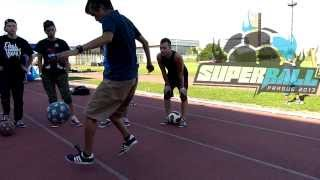 Repeat youtube video Freestyle Football isn't a sport, it's a lifestyle (Super Ball 2013)