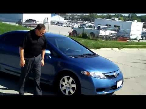 Certified used 2007 honda civic lx for sale at honda cars for Certified used honda civic