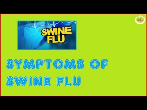 Causes of Swine flu Symptoms and Treatment | H1n1 Virus | Influenza Vaccine | Flu