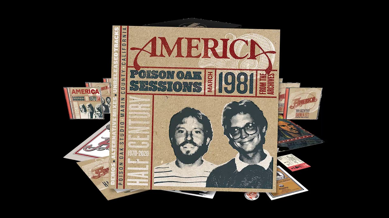 Preview AMERICA - Half Century Box Set Coming Soon!
