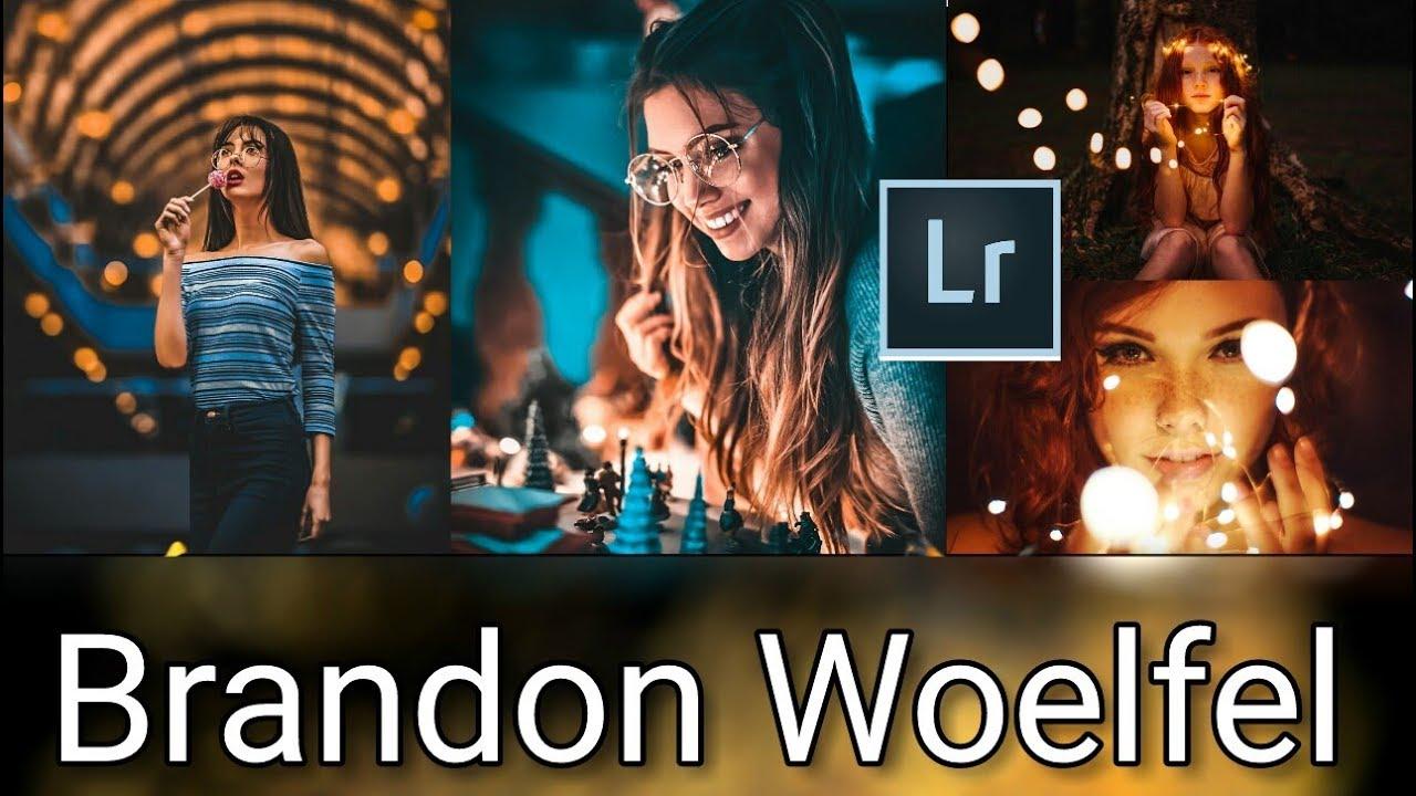 How To Edit Like Brandon Woelfel | Adobe Photoshop Lightroom cc