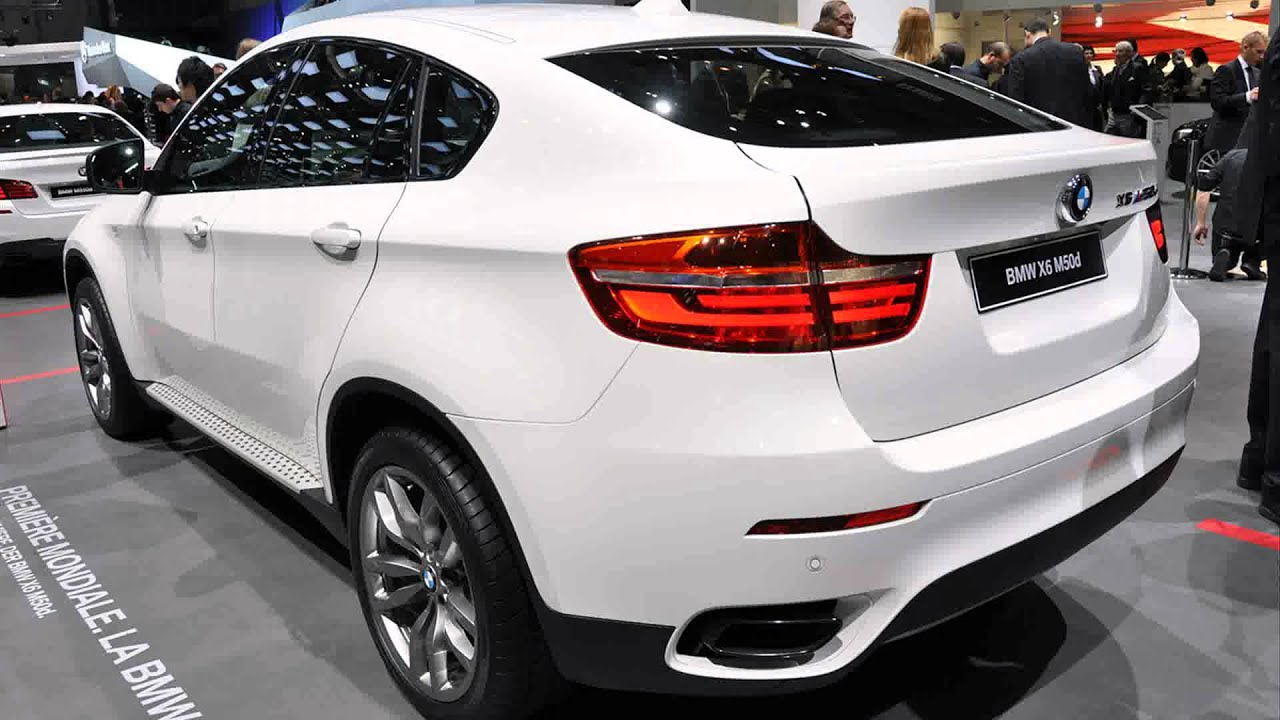 Bmw X X I YouTube - Bmw 2014 x6 price