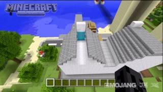 Minecraft: Xbox 360 1.8.2 Creative Mode