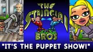 It's The Puppet Show!